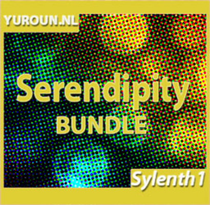 Product picture Sylenth1 Soundbank: Serendipity Bundle